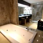 Baño de junior suite
