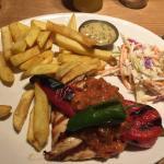 Salsa Chicken & Pepper Stack (£8.99)