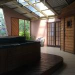 Lodge Spa & Sauna Room