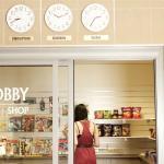 Hotel Lobby Shop