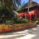 Foto de Twisted Palms Lodge & Restaurant