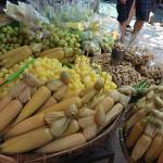 Wat Tha Karong Floating Market