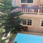 Вид с балкона в общем корридоре