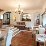 Empfang und Speisesaal, Breakfast Room