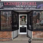 Foto Licensed to Grill