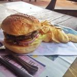 Hell Boy burger