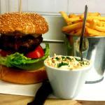 The Dish Burger & Fries