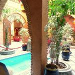 Beautiful courtyard 1