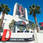 The D Casino Hotel Las Vegas