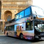 Lincoln Sightseeing Tour Bus