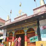 Majnu-Ka-Tilla Temple