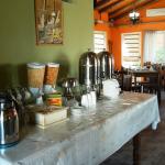 Desayunador y comidas caseras: todos los dias