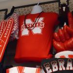 Husker gear available in our Gift Shop