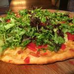 Hot Rock BLT Pizza