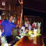 Bartender Harry.