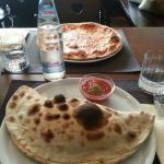 Calzone e Pizza