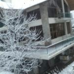 awesome snow n awesome place....