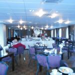 Hofs, Breakfast room main Block