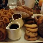 Boma Gluten-Free Baked Goods Plate