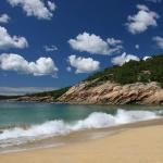Sand Beach in Acadia National Park
