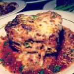 Our Famous Lasagna! (*photo via Chef Dee)