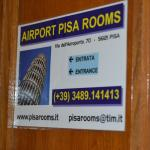 Airport Pisa Rooms