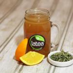 Fresh Orange Green Tea