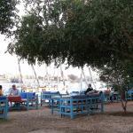 Blue Sky Restaurant Foto