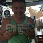 Sunday BINGO - free shots and plenty of cash prizes