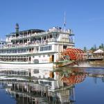 Discovery II goes by historical Pumphouse