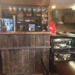 Bar and dessert cooler