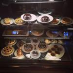 Home-made Dessert Selection