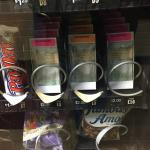 No shampoo with room. Vending machine $2.00