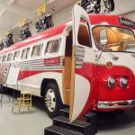 1948 Flxible Bus from movie RV