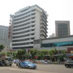 Hotel from across street