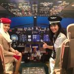 Best Attraction in Bangkok. Thank you Flight Experience Bangkok!!