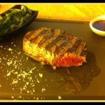 The delicious US beef tenderloin