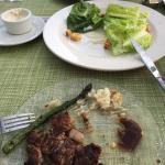 Terrible steak