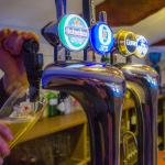We have a range of beers on tap, including Heineken extra cold.