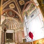 Zona dell'altare