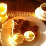 Breakfast at Casilda