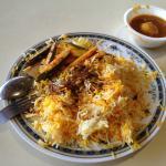 Mutton Nasi Briyani Set
