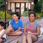 Foto de Kahuna Beach Resort and Spa