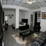 Zebra Executive Suite