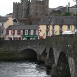 At the end of the street Enniscorthy Bridge & Castle