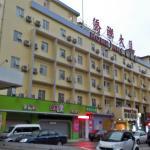 外観は立派な堂々たる経済型ホテルチェーン