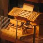 We attended the premiere of the Kauffman's organ