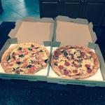 Bogo pizza!