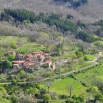 vista panoramica del borgo