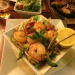 King Prawn Noodles